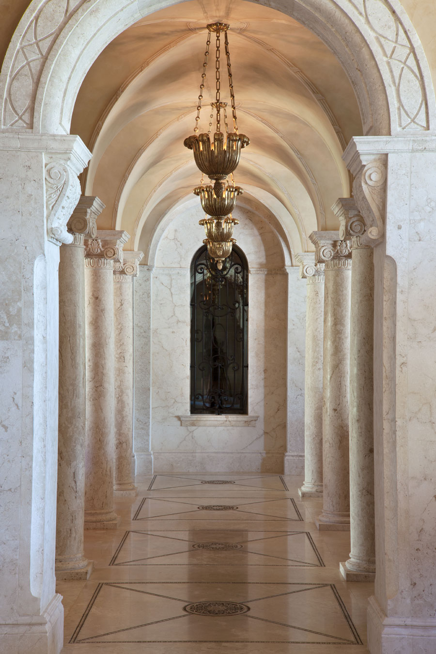 Decorative Finishes Studio Faux Finish Groin Vaults With Trompe Loeil Oguin Decorative