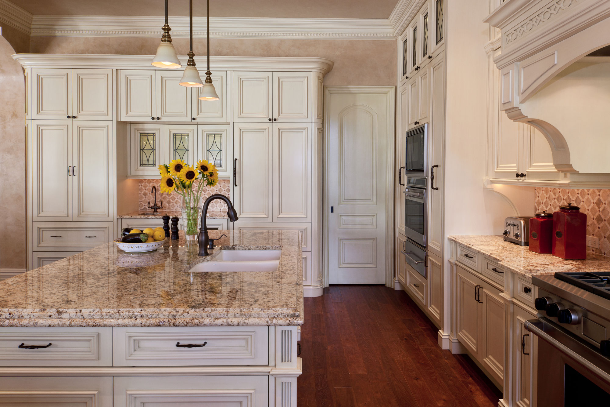 Kitchen Faux Finishes